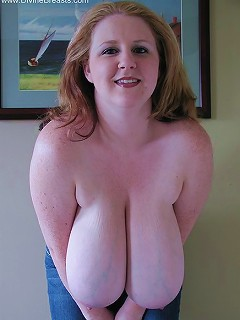 She tugs those pink big nipples until she is ready for sex
